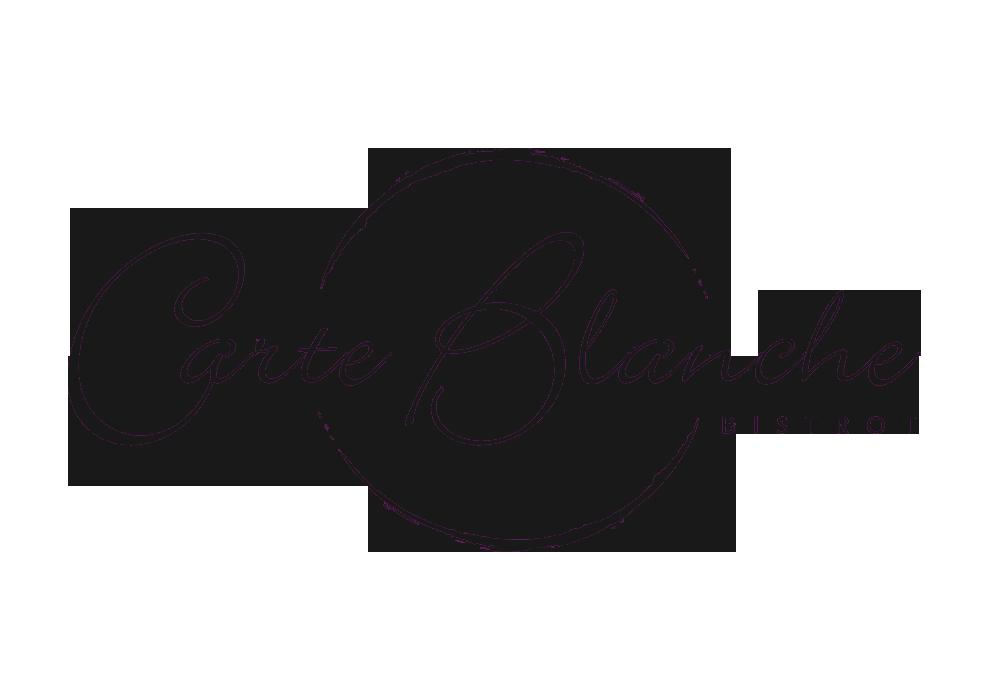 BISTROT CARTE BLANCHE